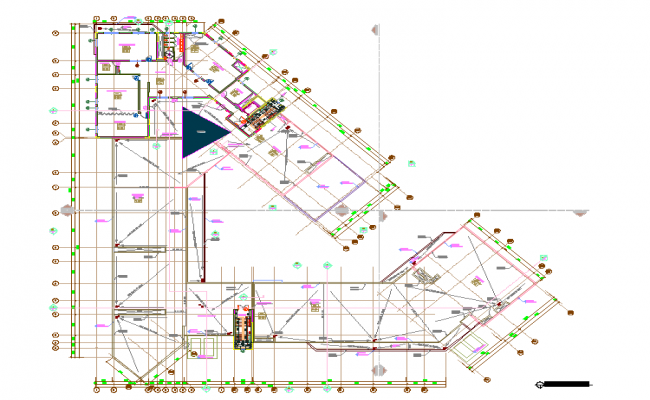 8th floor Roof Master Plan