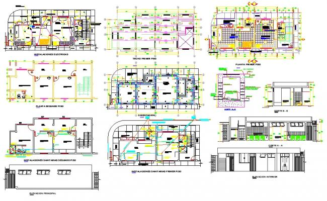 Clinic design type of Hospital