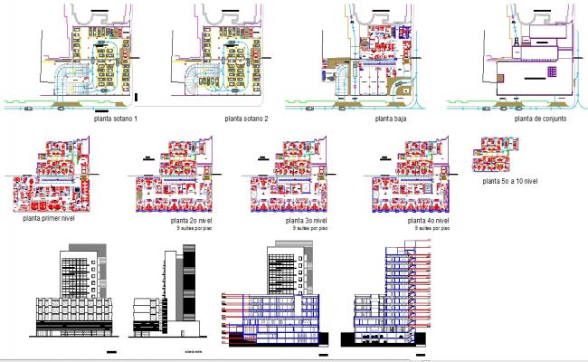 Clinic Plan Detail project