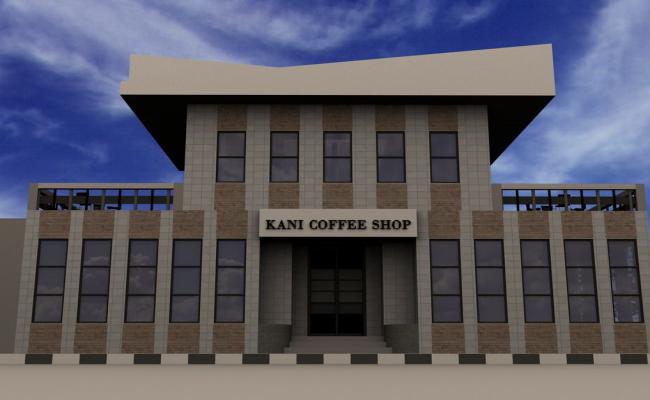 Coffee shop floor plan autocad, coffee shop dwg file