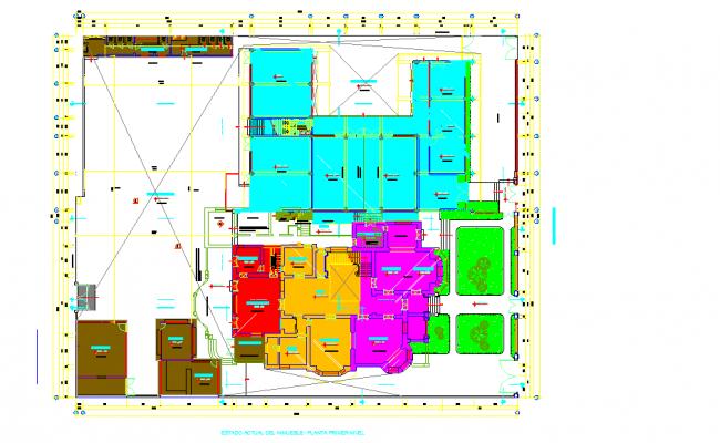 school design detail project