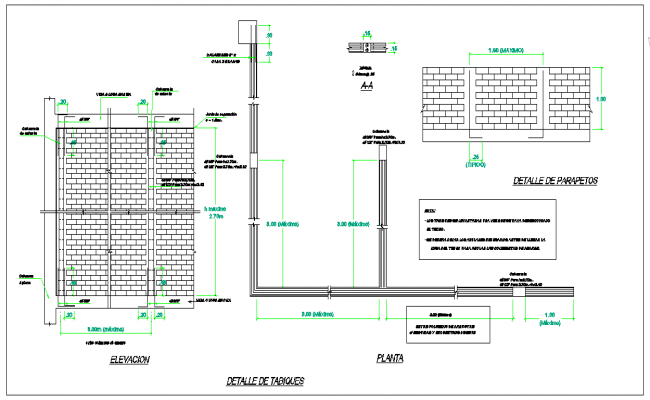 Partition Wall Design