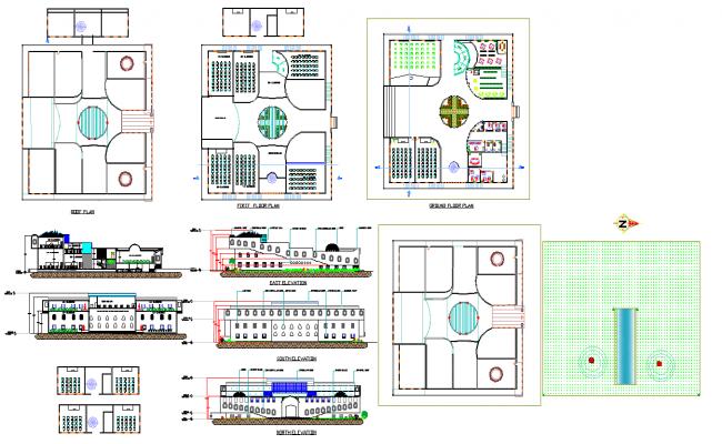 school design detail