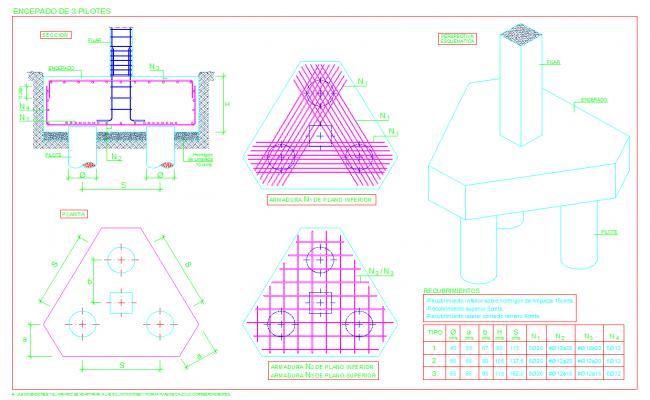 Pile Structure Design