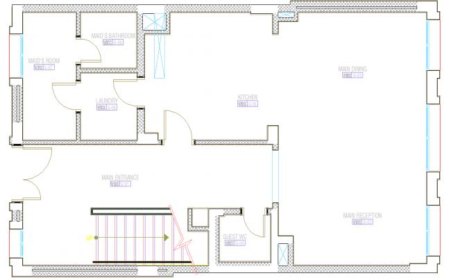 Simple House Floor Design