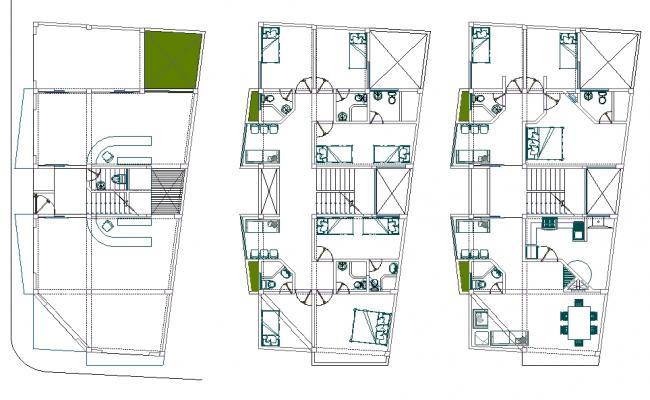 shopping mall design plan