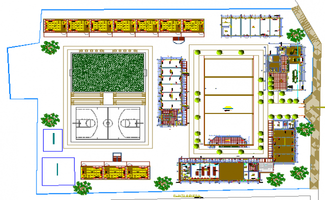 Architecture Design for School Project