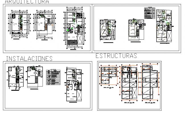 Family House design