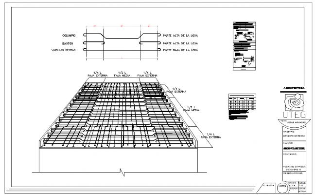 steel Bar Bending Design