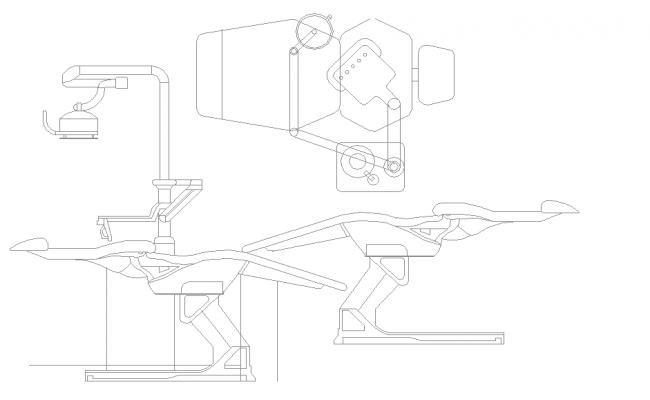 Dentist Chair Detail