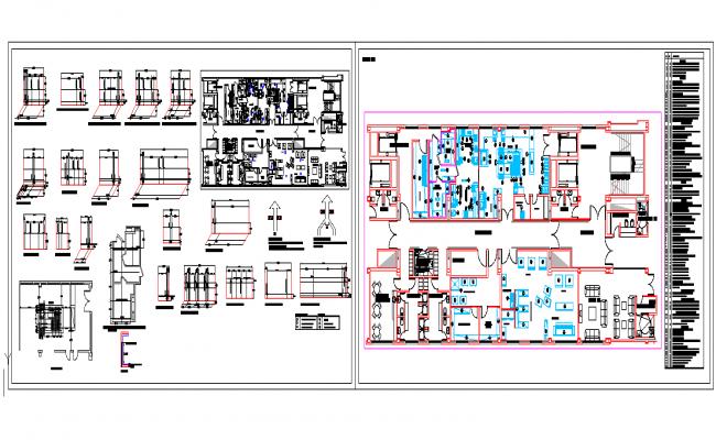 Clinic Centre plan