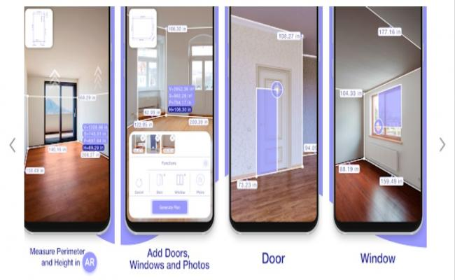 AR Plan 3D Ruler-Camera to Plan,Floor planner