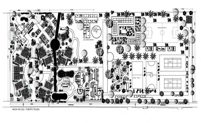 Accommodation Type Apartment Plan DWG