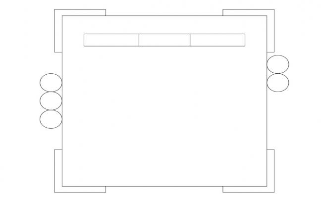 Advanced anesthesia unit block cad drawing details dwg file