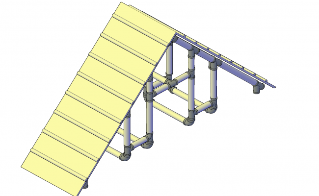 Agility equipment plan detail dwg file.