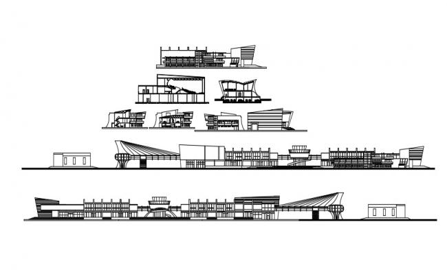 Airport Elevation In DWG File