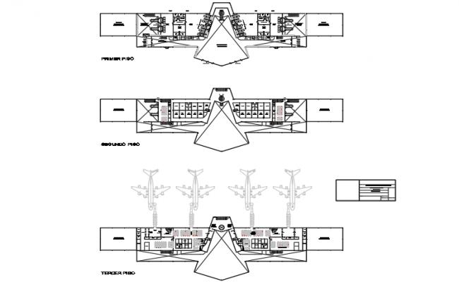 Airport design study