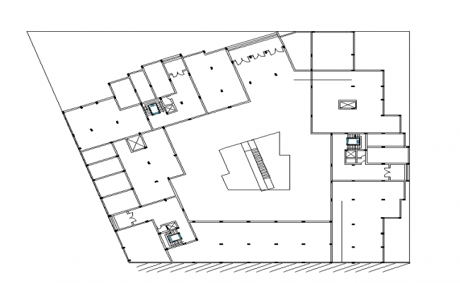 Apartment  Lay-out detail