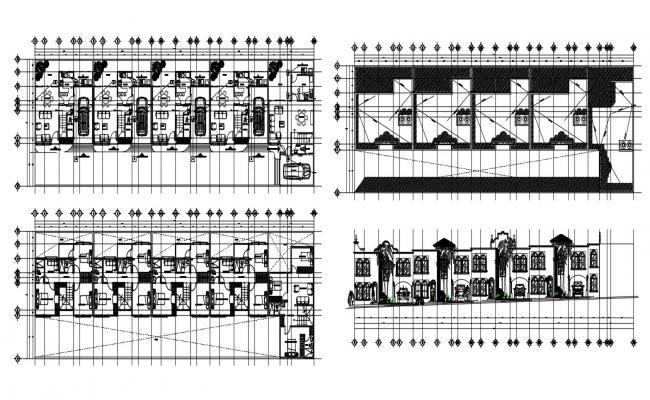 Apartment Design CAD file
