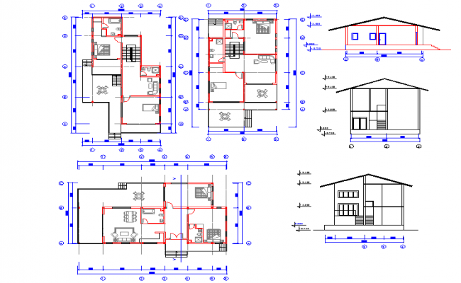Architectural House design
