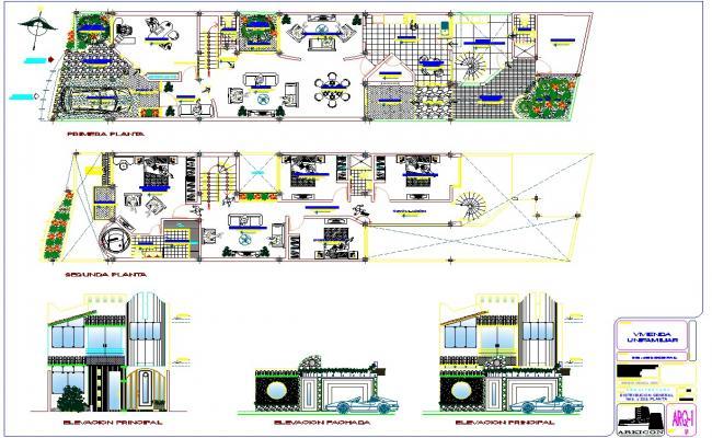 Architecture Bungalow