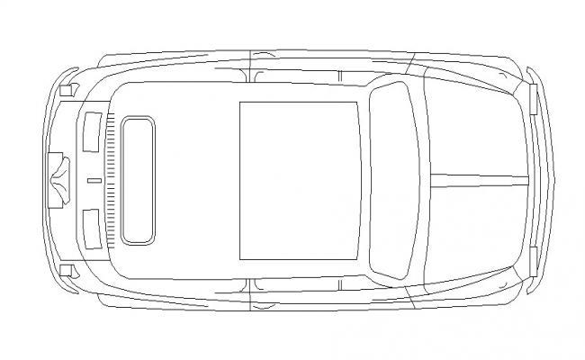 AutoCAD 2d Car Blocks Free Download