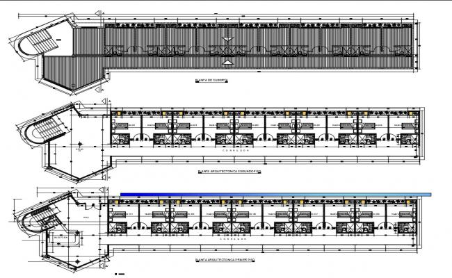 AutoCAD Design Of Hotel Room Floor Plan With Furniture Layout CAD File
