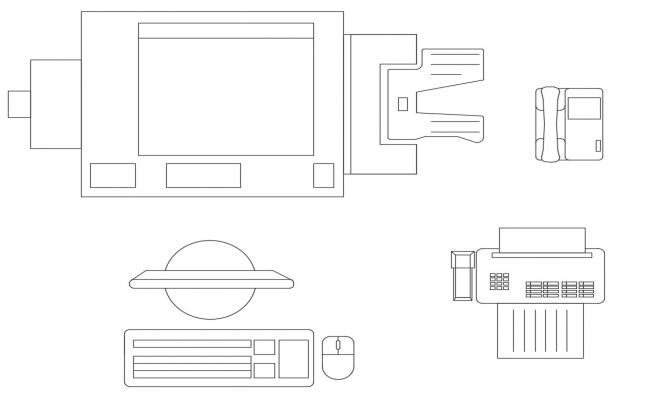 AutoCAD Electrical Blocks Free Download