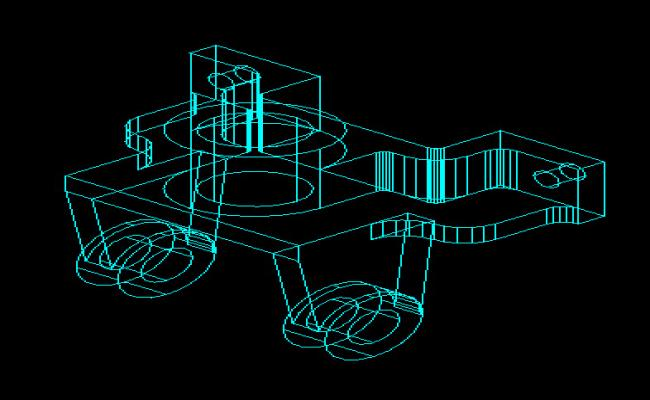 Autocad-Mechanical-drawings