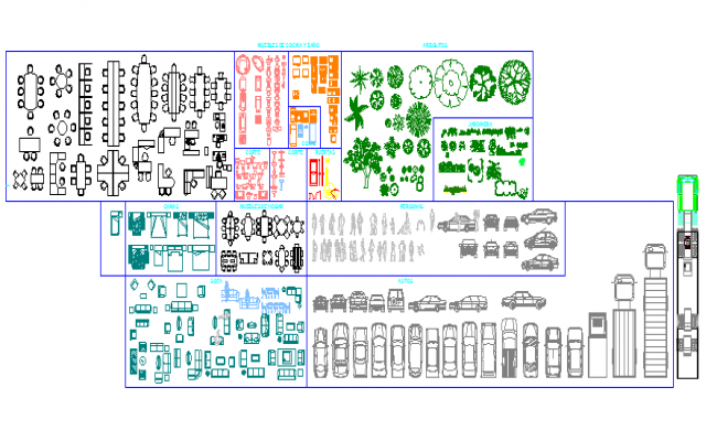 Autocad library