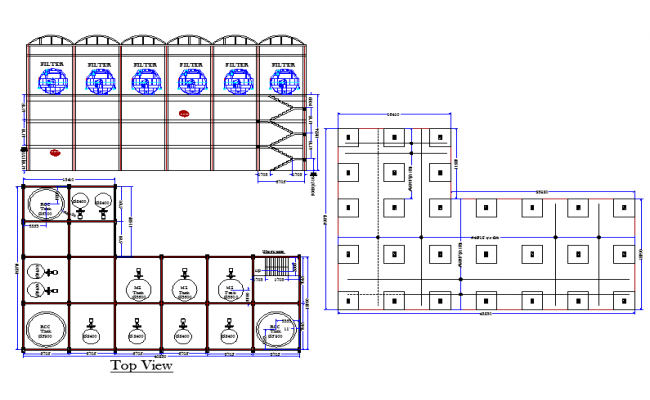 Autocad plup house drawings samples dwg