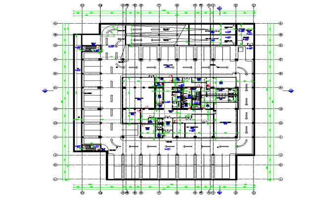 Bank floor plan architecture design for Bank designs architecture