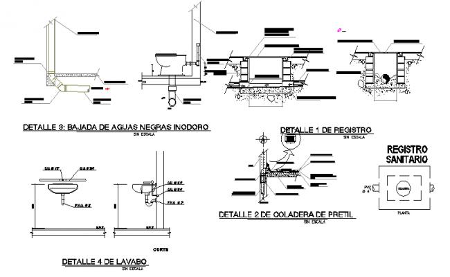 Lavabo 3d Dwg.Creative Bathroom 3d Model Cad Drawing Details Skp File