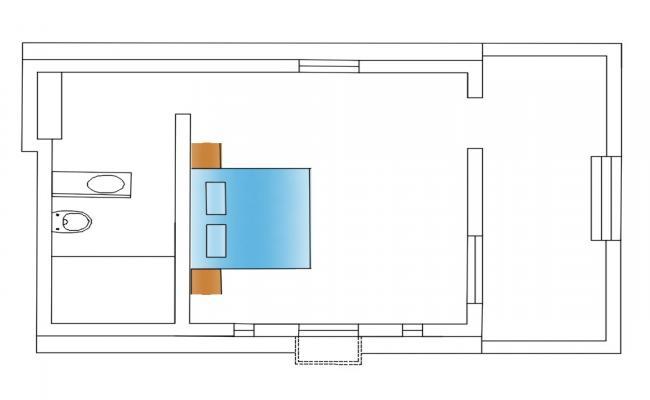 Bedroom Plan AutoCAD File