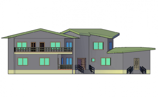 Big project of bungalow