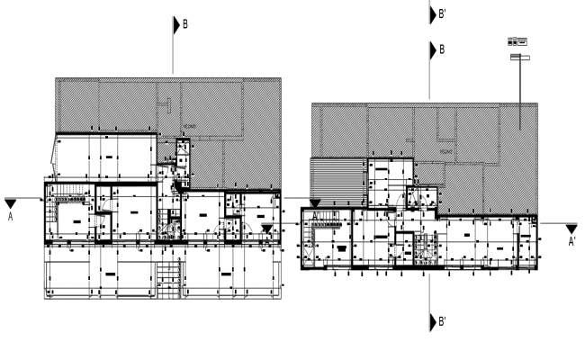 Big scale architectural project