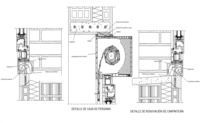 Blind box and carpentry renovation plan layout file