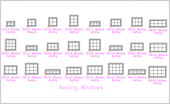 Felsebiyat Dergisi – Popular Awning Window Section Detail Dwg