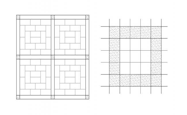 Brick Landscape Pavement Design