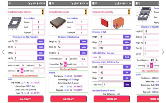 Builder Calculator-Concrete Volume Calculator APK Download