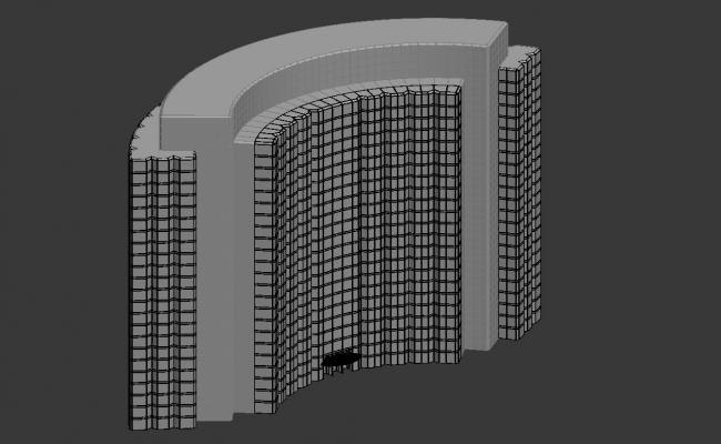 Building 3d max File Free Download