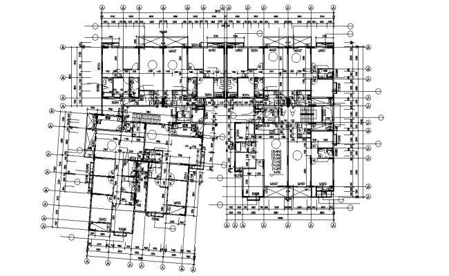 Building Apartment Design Architecture Work Plan