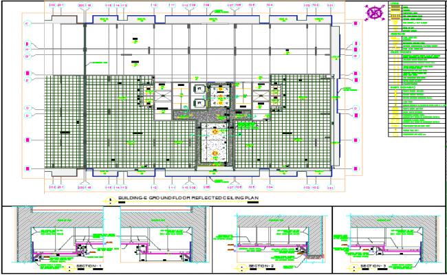 Building Ceiling Design