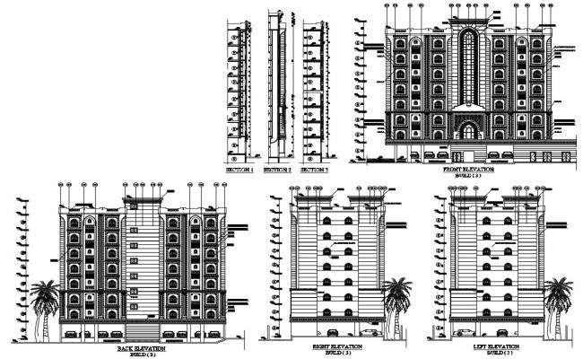 Building Elevation Plans