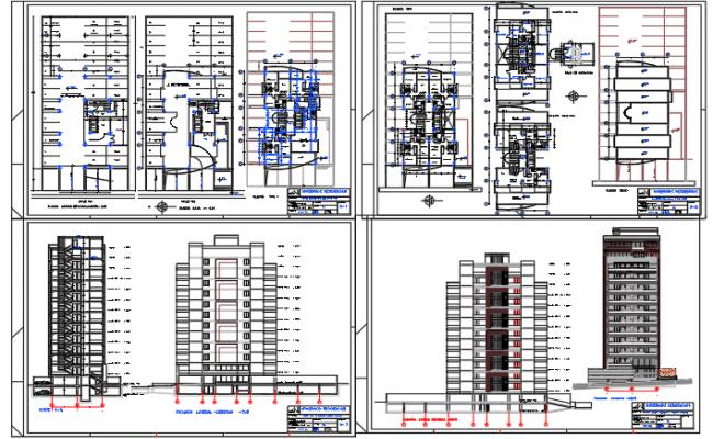Building nisperos - multi family housing