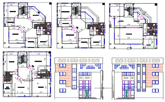 Building planning, Building Elevation