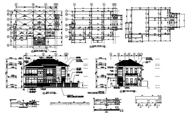 Bungalow Exterior Design