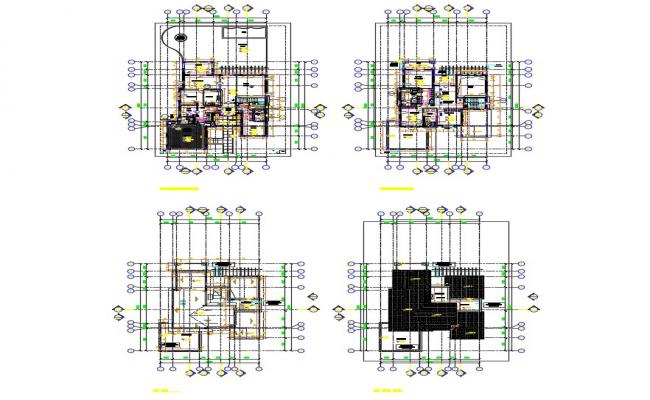 Bungalow Floor Plans Download