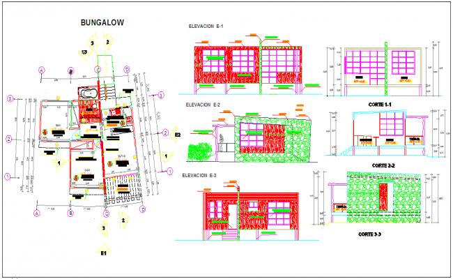 Bungalows Design