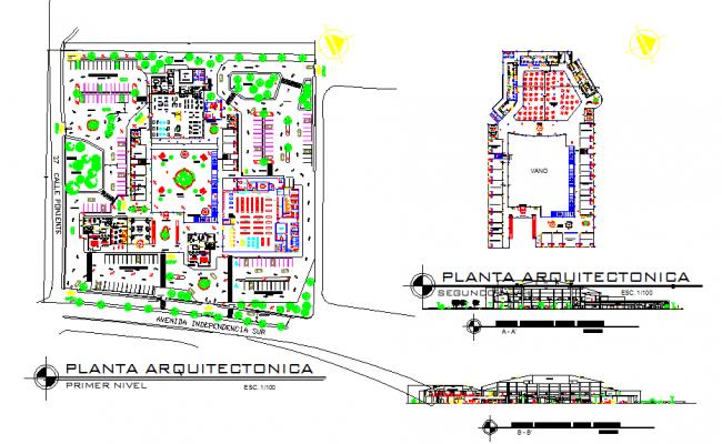 Bus terminal design concept plans